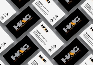 Haig Roofing Solutions Business Card