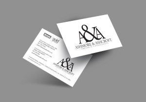 Ashmore & Ashcroft Business Card