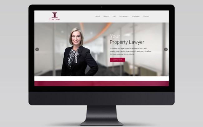 Lani Law Website
