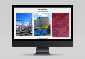 Martin Civil Construction Website