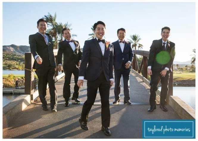 Hilton Lake Las Vegas Resort Spa Hotel Nv Tuscany Courtyard Wedding Set Up