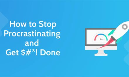 How to stop procrastinating once and for all