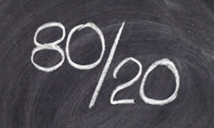The Pareto Principle in Action
