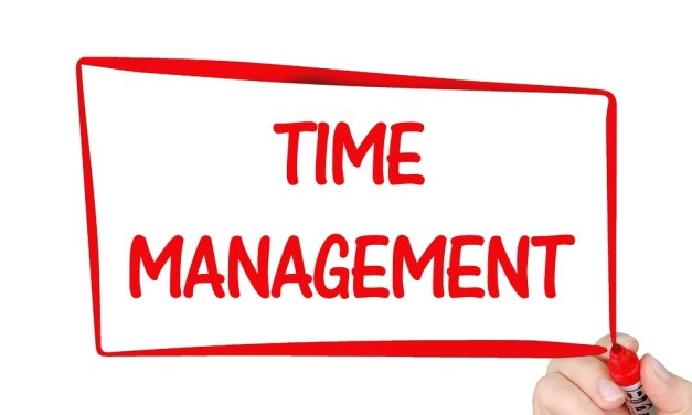 Bad news – We can't manage time.