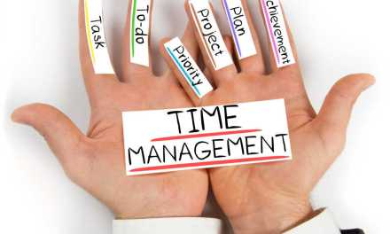 One more reminder: manage your time