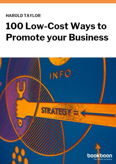 100 Low-Cost Ways to Promote your Business