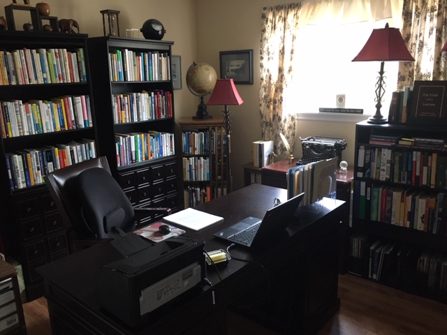 How to set up an office at home