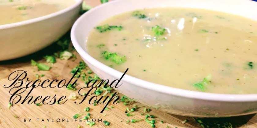 This versatile Broccoli and Cheese Soup is easy to scale - and would be a hit for a fall party.