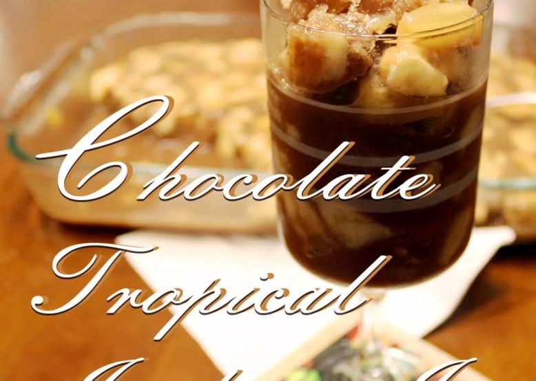 Chocolate Italian Ice