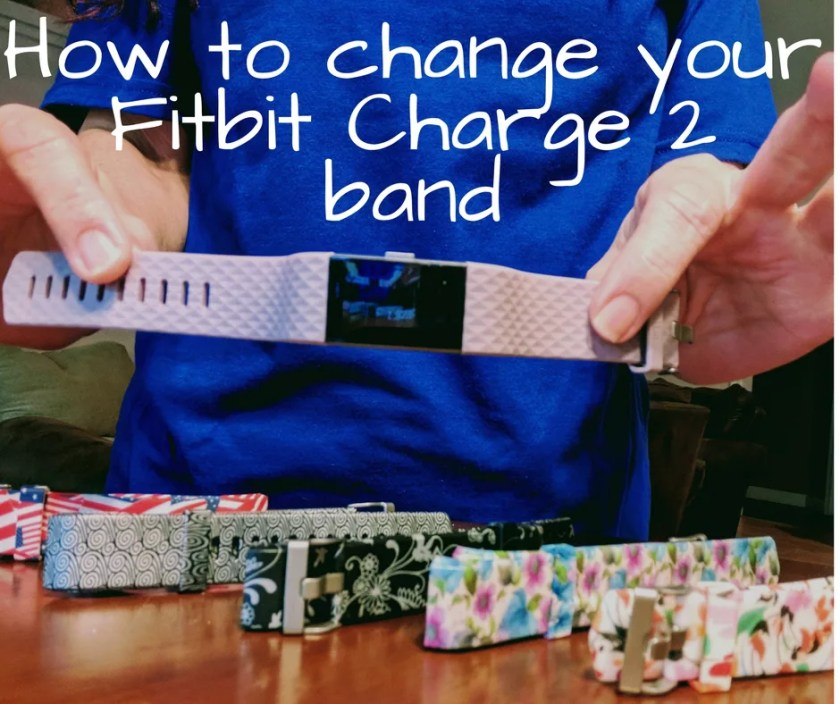 How to change your Fitbit Charge 2 band