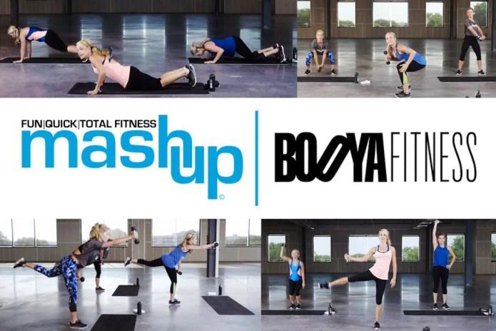 MASHUP ™ HIIT 15 minute workout plan