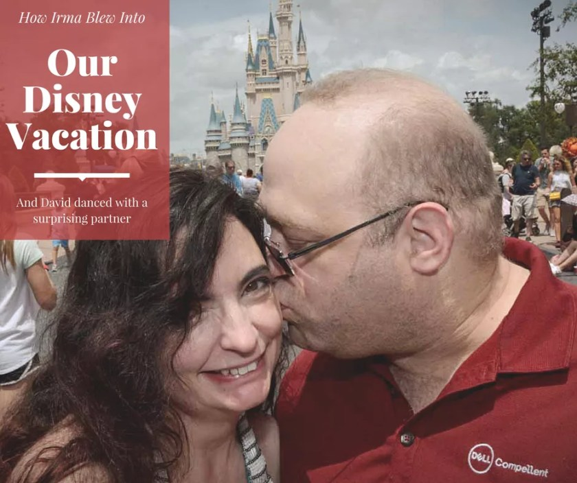 How Irma Blew Into our Disney Vacation