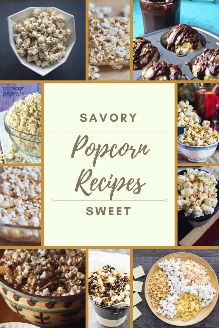 Is Popcorn a Healthy snack? Yes - and it has more iron than spinach! Wow! Get some sweet and savory popcorn recipes