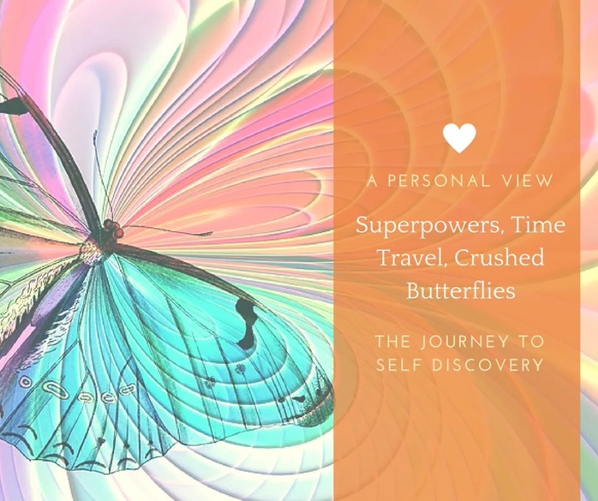 My Superpower and the Road to Self Discovery
