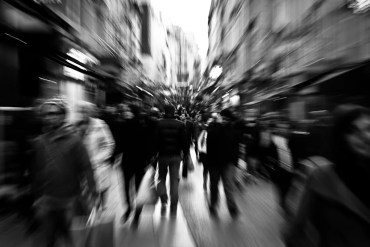 Agoraphobia and Panic Attacks in large crowds