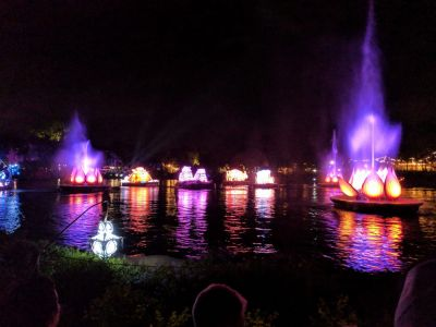River of Light at Animal Kingdom