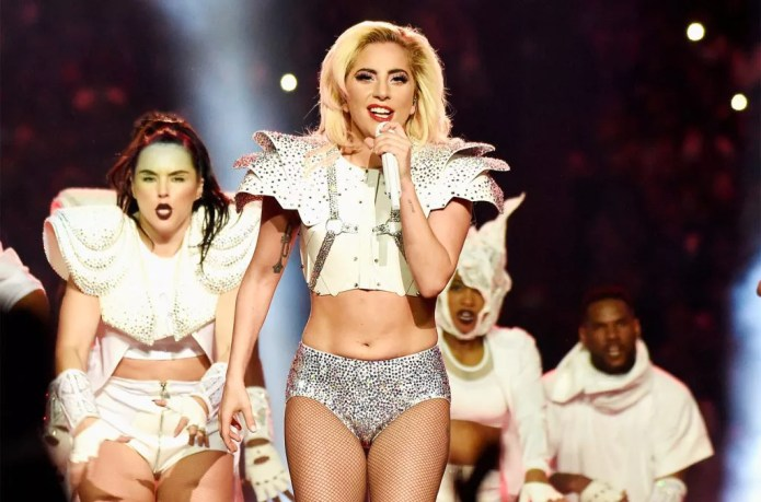 Lady Gaga the target of body shaming after her 2017 Superbowl Halftime Performance
