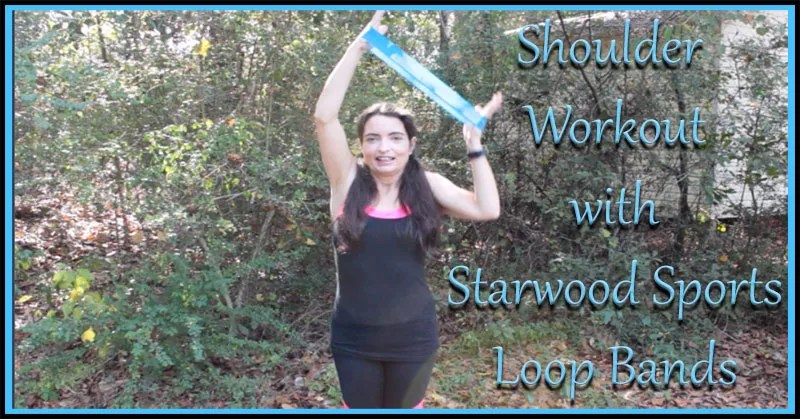 Starwood Loop Bands Strong Shoulder Workout