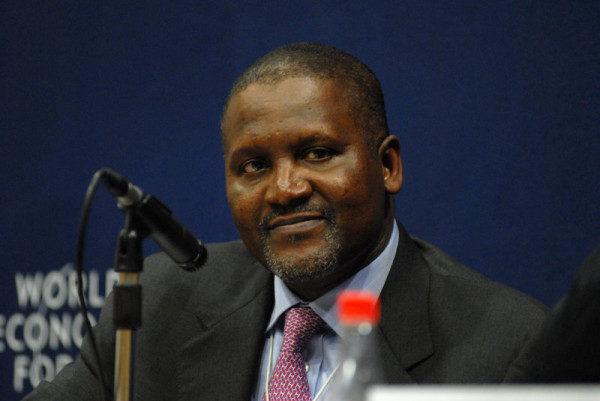 Dangote, Adenuga, Alakija… See Forbes' 23 African Billionaires List