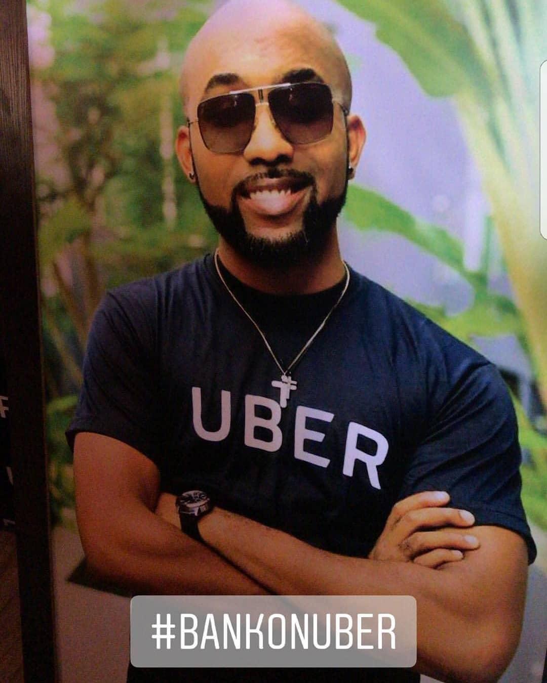 #BankOnUber! Banky W inks Endorsement deal with Uber Nigeria