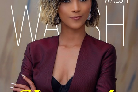 """UNTAMED BEAUTY"" Sammy Walsh  Popularly known as Sammy Walsh Covers Taylor Live Magazine's Latest Issue (TL Magazine)."