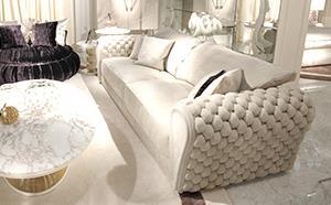 luxury sofas high end sculptural