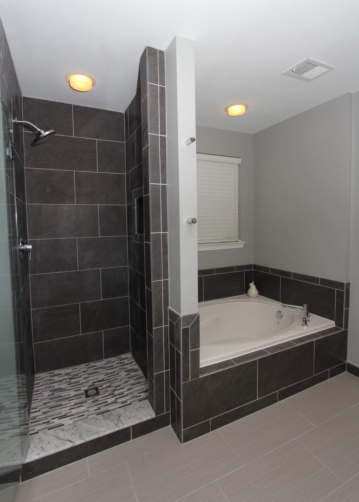 bel air charcoal tiled bathroom i