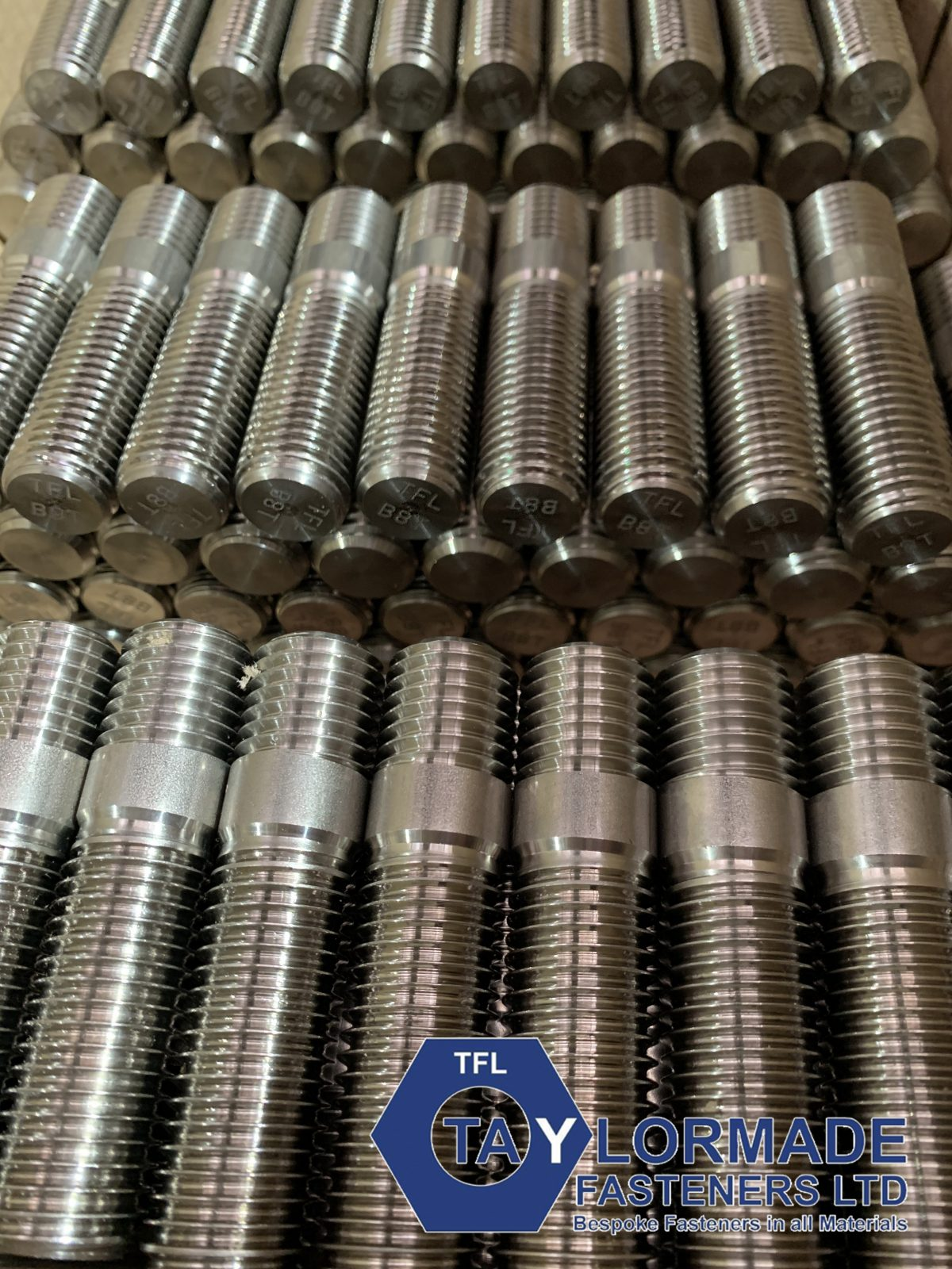 M20 x 60 Double Ended Studs - B8T Class 1