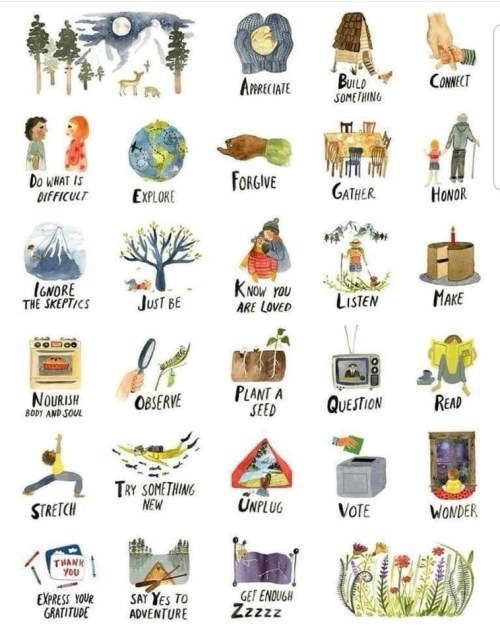 ABC of life by Lori Roberts