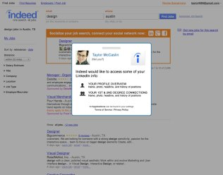 LinkedIn oAuth