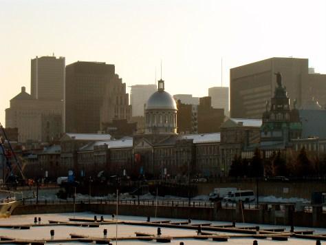 Bonsecours Market, Montréal - Taylor C. Noakes, 2009