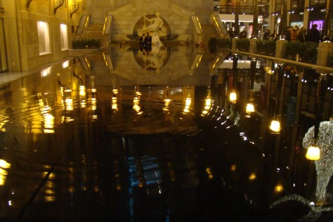 Reflecting Pool at World Trade Centre