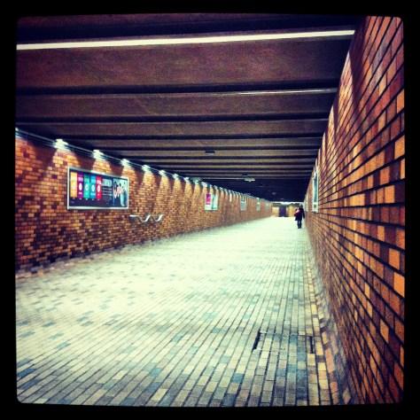 Bonaventure Tunnel 2012