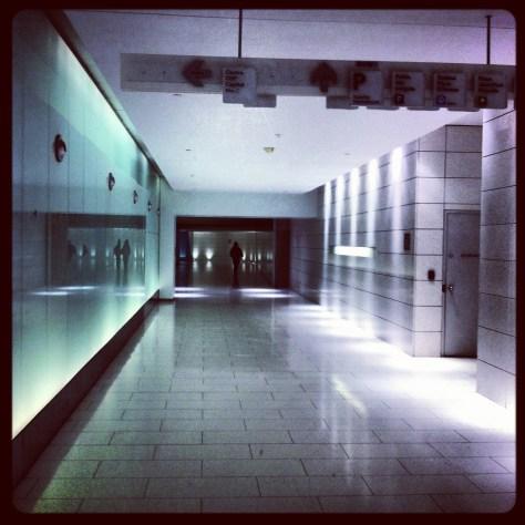 Space Odyssey Corridors