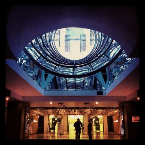 Place des Arts Light Well - 2012