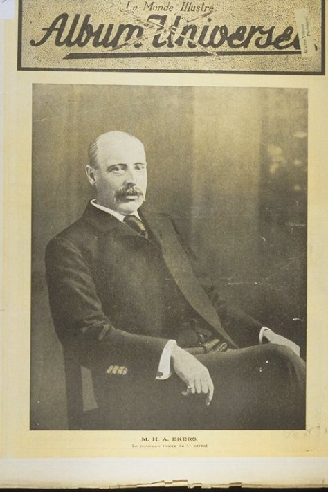 Henry Archer Ekers