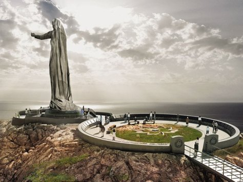 Mother Canada conceptual rendering