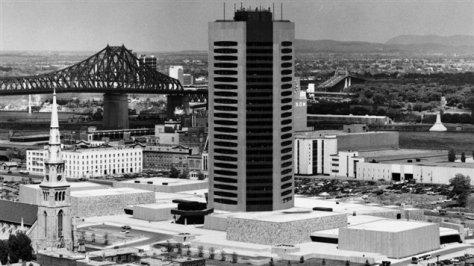Maison Radio-Canada ca. 1973