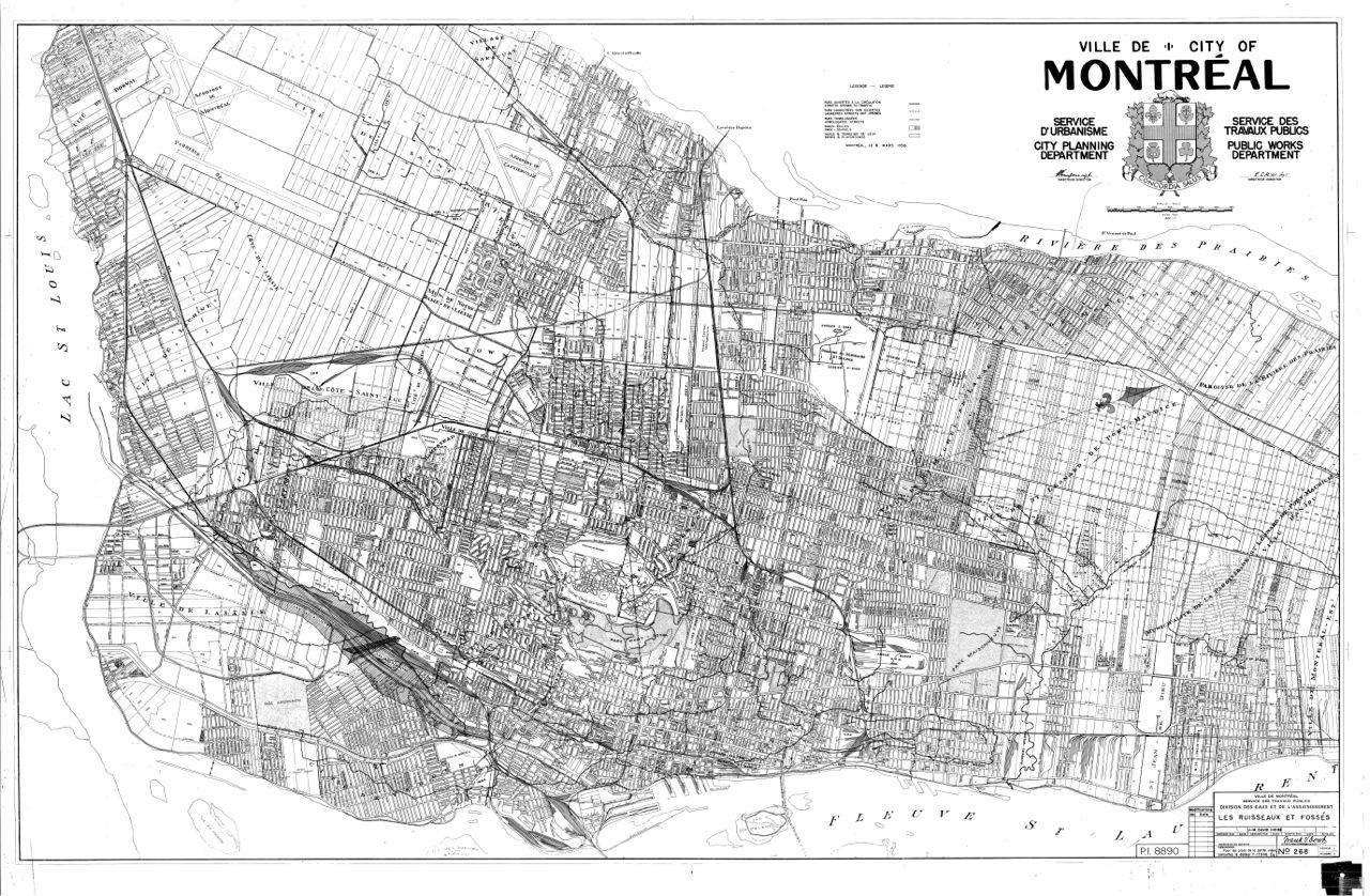 Montral Landmarks taylornoakescom