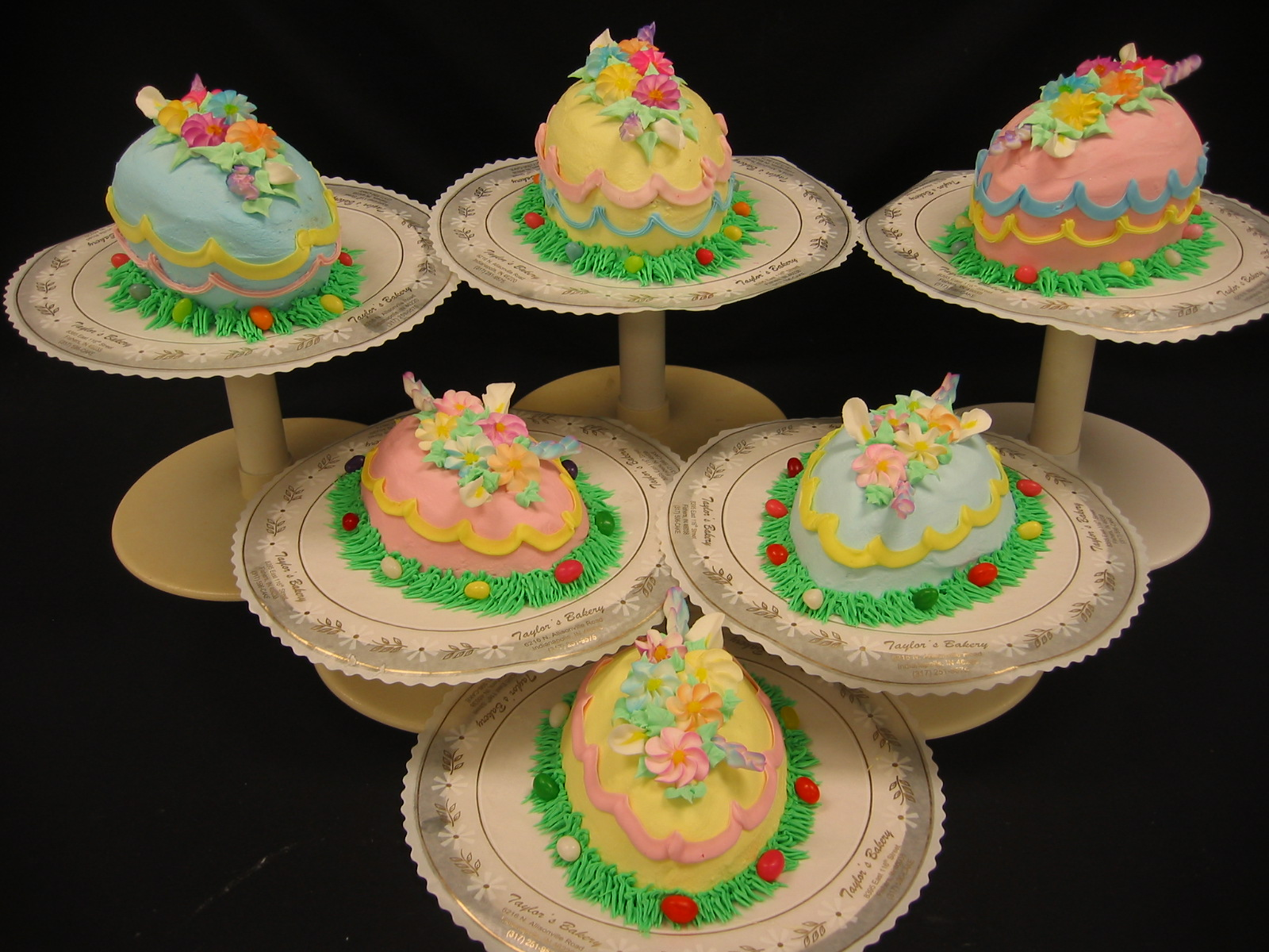 Easter Cake Flavors