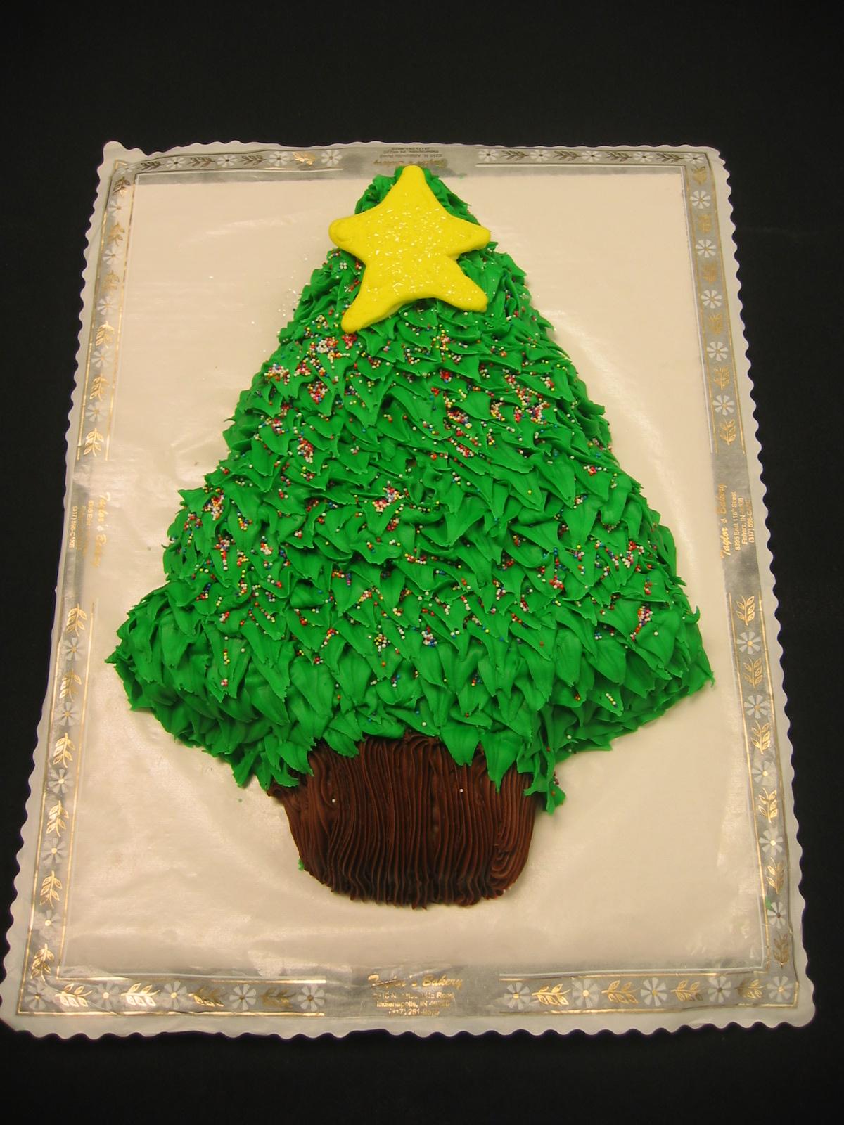 Christmas Cakes 171 Taylor S Bakery
