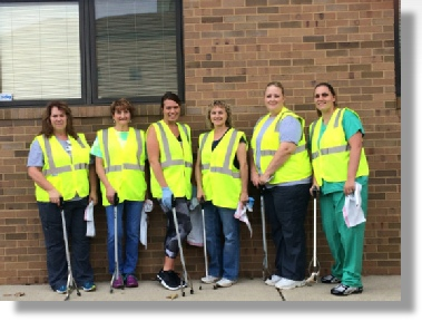 TSSC Community Service Team