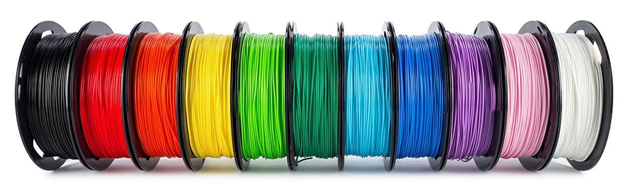 3D Printing Filament Spools
