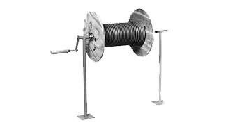 Wire Meter - Spool Winder