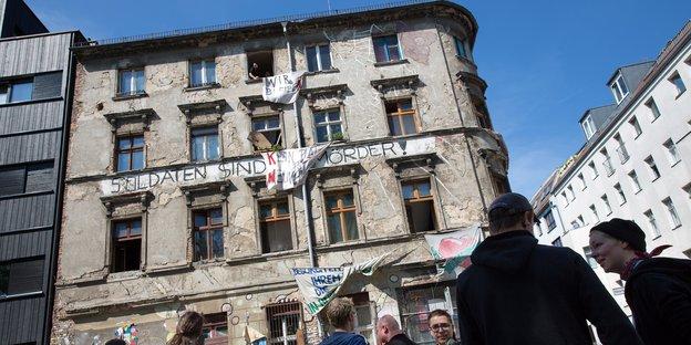 Hausprojekt in Berlin