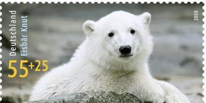 Knut-Briefmarke