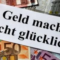 """Über das Wesen des Geldes: """"Lieber arm und glücklich, als REICH und UNGLÜCKLICH""""... die bizarre Logik der Nicht-Juden"""