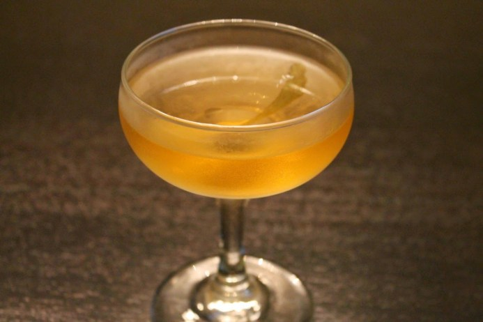 Delicious Improved Cocktail