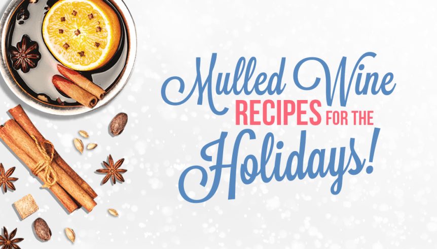 holiday mulled wine recipes
