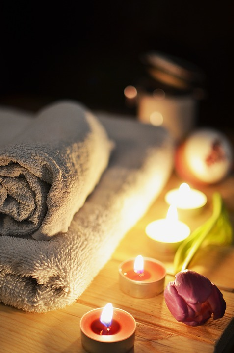 red wine facial home spa
